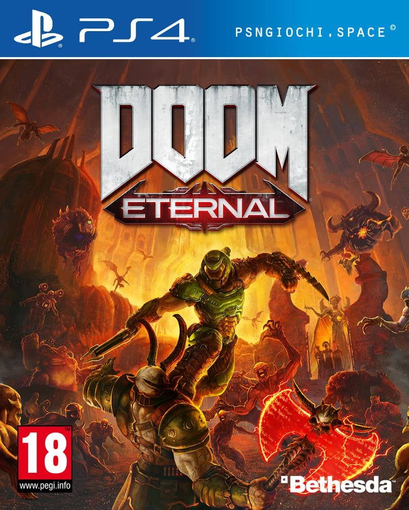 DOOM Eternal [Secondario]