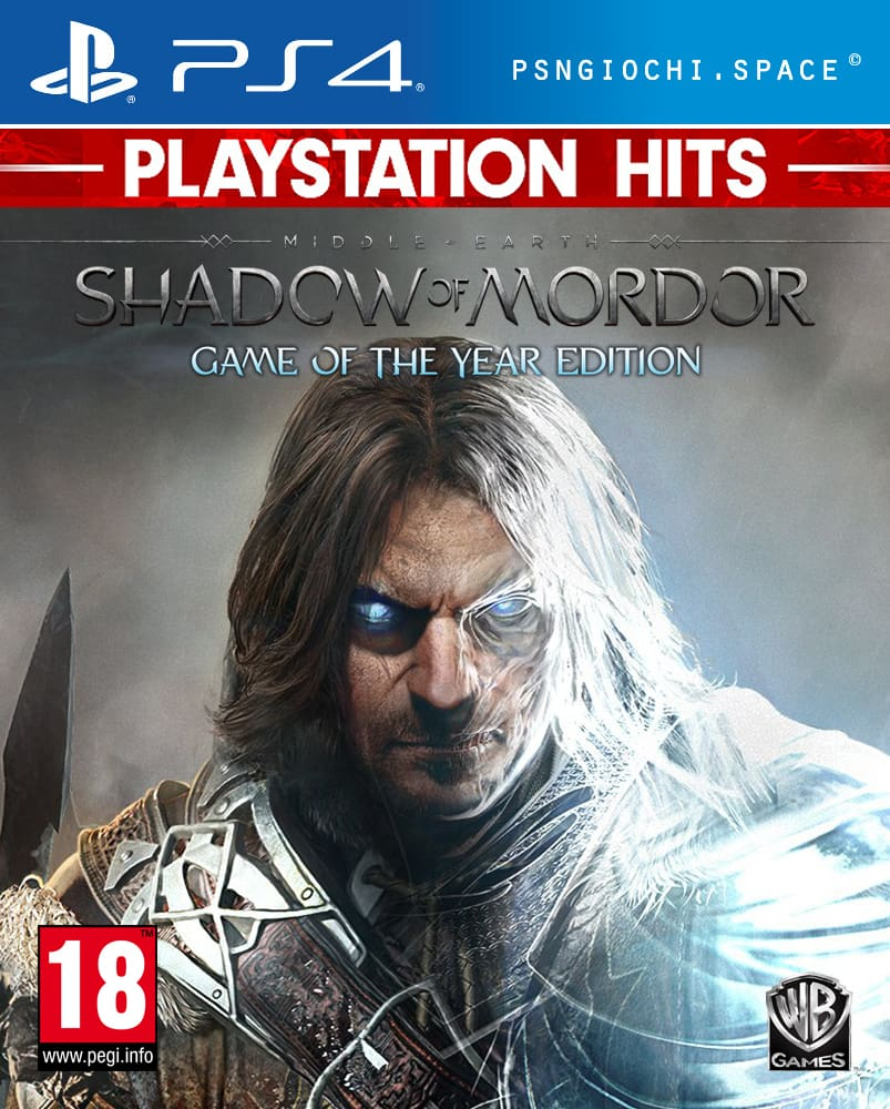 Middle-earth: Shadow of Mordor – Game of the Year Edition