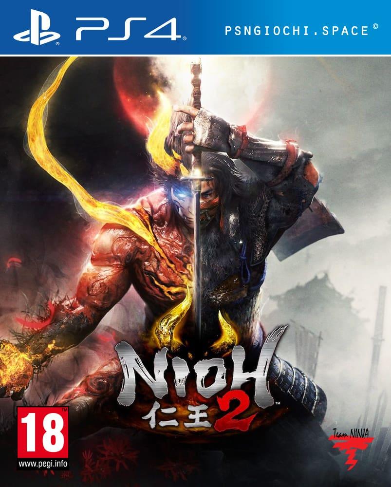Nioh 2 [Secondario]
