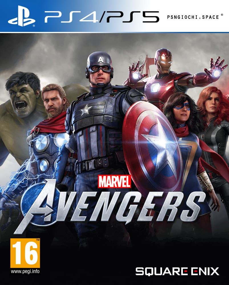 Marvel's Avengers [Secondario]