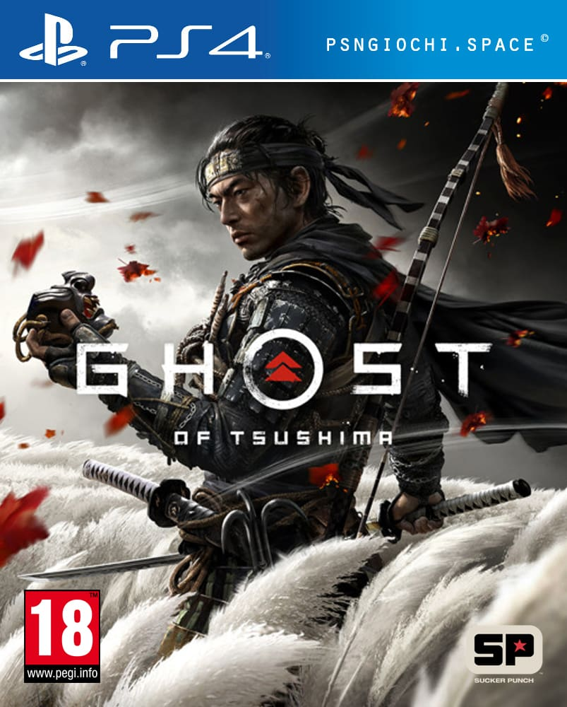 Ghost of Tsushima [Secondario]