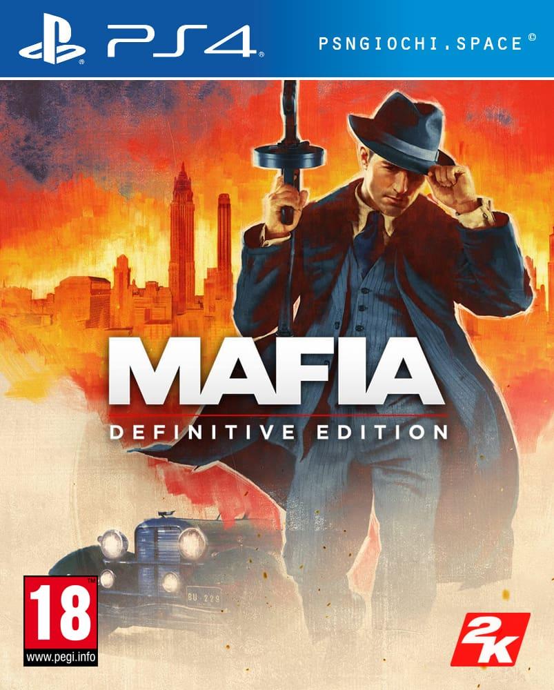 Mafia: Definitive Edition [Secondario]