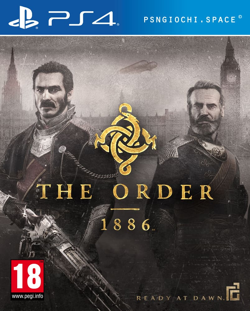 The Order: 1886 [Secondario]